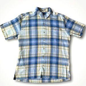 NWT Eddie Bauer Button up shirt